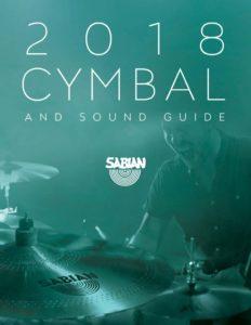 thumbnail of SABIAN 2018 CymbalGuide-Lo